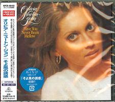 OLIVIA NEWTON-JOHN-HAVE YOU NEVER BEEN MELLOW-JAPAN CD C68