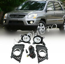 Front fog lamp Drive lamp Harness switch K kit FIT for 2009-2010 Kia Sportage