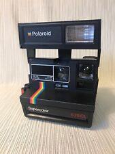 Polaroid Supercolor 635CL-no probado pero en perfectas condiciones