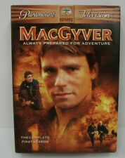 MacGyver Complete First Season (1985) - Dvd Box Set