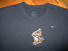 TOLEDO MUD HENS NIKE DRI-FIT PERFORMANCE SHIRT Minor League Baseball MEDIUM