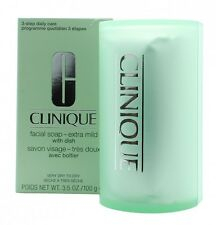 Clinique Cleansing Range Facial Soap With Dish 150g Mild