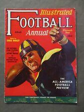 Vintage Football Illustrated Annual 1940