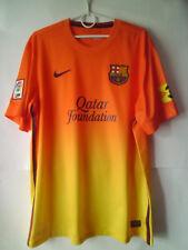 EXCELLENT!!! 2012-13 Barcelona Away Shirt Jersey Trikot L