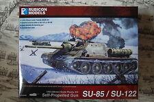 28mm RUSSO su85/su122 PISTOLA D'ASSALTO-RUBICON - 1/56-1st CLASSE-BOLT ACTION