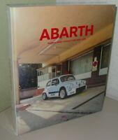 Bildband Fiat Abarth - Racing Cars - Collection 1949 - 1974 Buch Neu Stand 2019!