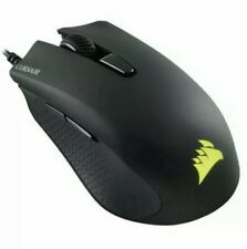 Corsair HARPOON RGB WIRELESS Refurbished Optical Gaming Mouse, 10,000dpi, USB/Bl