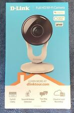 D-Link mydlink Full HD Indoor Wi-Fi Security Surveillance Camera DCS-8300LH