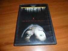 The Blair Witch Project (DVD, 1999, Full Frame Special Edition) Used