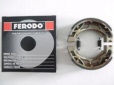 FERODO GANASCE FRENO POSTERIORE per HONDA CH 125 SPACY 1983 1984 1985 1986 1987