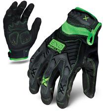 Ironclad Gloves Exo2 Mig Motor Impact Garage Junkie Green Black Select Size