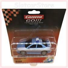 "Carrera Go 61020 Subaru Impreza ""polizia ITALIA 113"" Blinklicht 1 43"