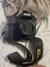 Nikon D800 36.3MP Digital SLR Camera - Black With 50mm Lens
