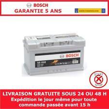 Bosch S5010 Batterie de Démarrage Pour Voiture 12V 85Ah - 315x175x175