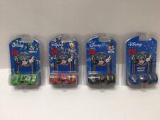 Lot-4 Disney '04 Daytona 500 NASCAR Cars Mickey Goofy Donald Duck Pete 151-05