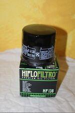 HIFLO FILTRO  Filtre a Huile HF 138 APRILIA - RSV4 1000 APRC FACTORY - 2011 / 12