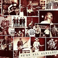 CHEAP TRICK - WE'RE ALL ALRIGHT! (VINYL)   VINYL LP NEW!