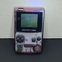 Nintendo Game Boy Color Handheld CGB-001 Atomic Purple - TESTED & CLEANED!