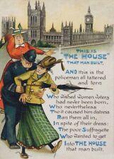 "Vintage Suffragette Propaganda /""DOVER PUBLIC MEETING 1909/"" 250gsm A3 Poster"