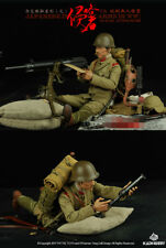 World war II Japanese Army Soldier 1/6 Action Figure Model Collection In Stock