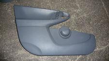 Citroen c1 passenger N/S 4 door,front door card in grey
