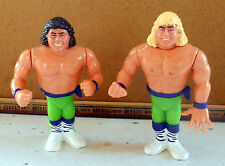 ROCKERS WWF WRESTLING ACTION FIGURE HASBRO 1991 MADE IN CHINA