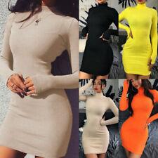 Robes moulants, taille L pour femme