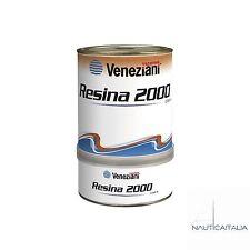 RESINA 2000 VENEZIANI LT. 0,75 (A+B) - RESINA EPOSSIDICA ISOLANTE PROTETTIVA