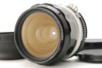 """"""" Exc """" NIKON Ai NIKKOR-O 35mm f2 MF F Mount Wide Angle Lens from Japan #9"""