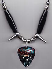 Black Veil Brides Band Photo Guitar Pick Necklace #6