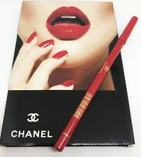 Chanel Soft Lip Liner Waterproof Pencil Crayon Contour Levres Colour 01 to 12