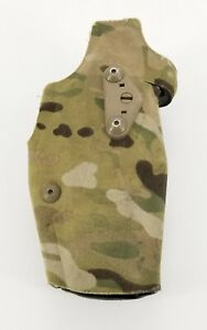 Safariland 6354DO-83 GLOCK 17/22 ALS Optic Holster QLS 19 Fork MultiCam RH