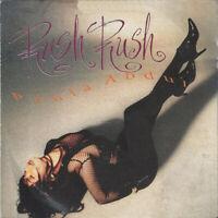 "Paula Abdul – Rush Rush Vinyl 7"" P/S Single UK VUS 38 1991"