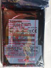 """New Toshiba 2.5"""" laptop Internal Hard Drive 120GB MK1237GSX Sata 3.0Gbs/s US"""