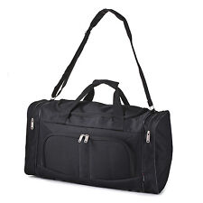 Lightweight Hand Luggage Cabin on Flight & Holdalls/Duffel Weekend Overnight Bag