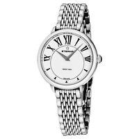 Eterna Women's Eternity White Dial Stainless Steel Quartz Watch 2800.41.62.1743