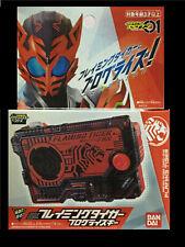 Masked Kamen Rider Zero-One 01 DX Flaming Tiger Progrise Key Bandai U.S. seller