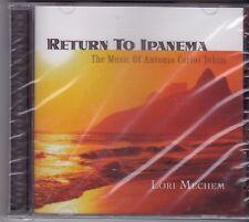 New Return to Ipanema by Lori Mechem CD The Music of Antonio Carlos Jobim