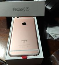 Apple iPhone 6s - 64GB - Rose Gold (UNLOCKED) Smartphone Great Condition
