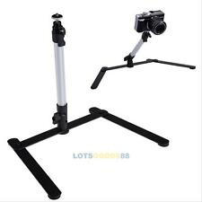 Lightning Adjustable Tabletop Copy Stand Mini-Monopod for DSLR Digital Camera