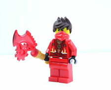 LEGO 70721 Ninjago Kai Fighter Kai Rebooted Minifigure with Weapon