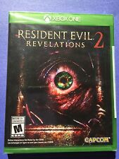 Resident Evil Revelations 2 *Launch Edition + Bonus DLC* (XBOX ONE) NEW