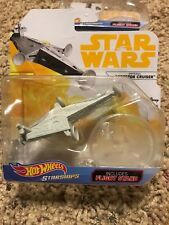 Star Wars Hot Wheels Starships Imperial Arrestor Cruiser With Stand