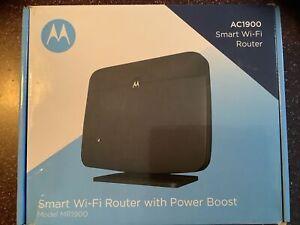 🔥 Motorola AC 1900 Smart Wi-Fi Router • Model MR1900 • Used