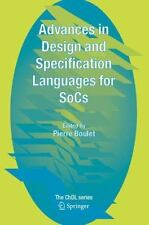 The ChDL Ser.: Advances in Design and Specification Languages for Socs :...