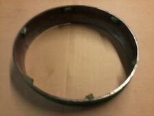 """Clicker Die Cutting Press Die, Forged, Large Oval - 12-7/8""""x 14-1/4"""", 3-1/2""""Deep"""