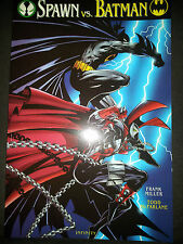 Spawn vs. Batman Prestige (tedesco) - Infinity-Frank Miller/McFarlane-Top