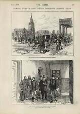 1900 British Agency Pretoria Paul Kruger Fallen
