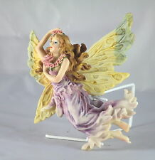 LILAC FAIRY WALL PLAQUE, Wonderful Decoration for Fairy Lovers Young and Old!