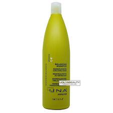 UNA Balancing Shampoo Sebum Regulator for Oily Hair and Scalp 1000 ml / 34 fl oz